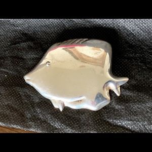 Sterling Silver Fish Pin